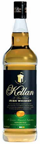 Kellan Fine Irish Whiskey 80@